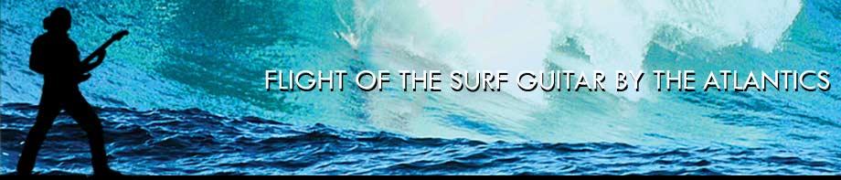 Flight of the Surf Guitar